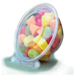 Fruit Cup clamshell packaging