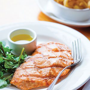 Hayes Street Grilled Salmon