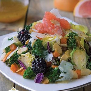 Kale Color Crunch Salad
