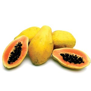 Tropical Fruit like papaya
