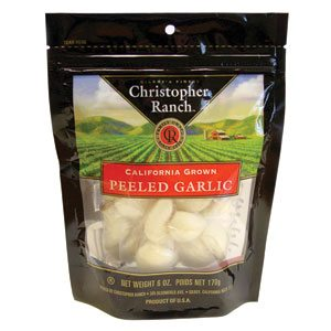 Christopher Ranch Peeled Garlic