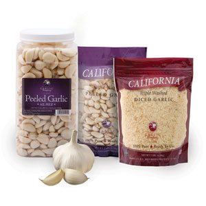 The Garlic Company Products