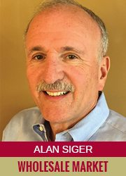 Alan Siger - Wholesale Market