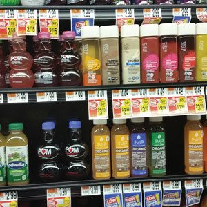 Stop and Shop Selection