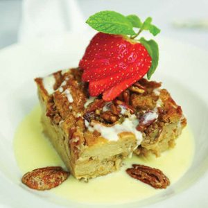 Creole Bread Pudding
