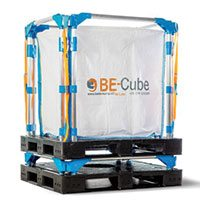 BE Cube Demountable Palletbox