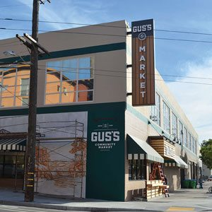 Gus's Community Market Storefront