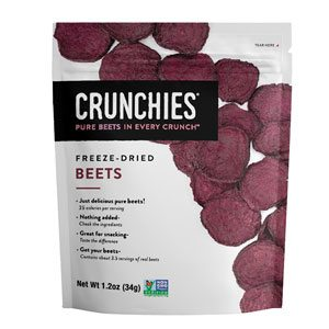 Crunchie's Freeze Dried Beets