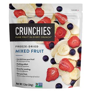 Crunchie's Freeze Dried Berries