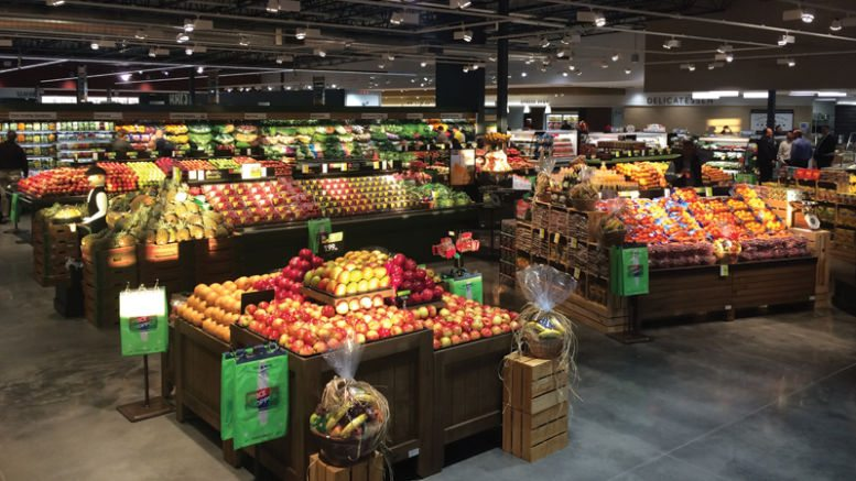Price Chopper's Produce Display