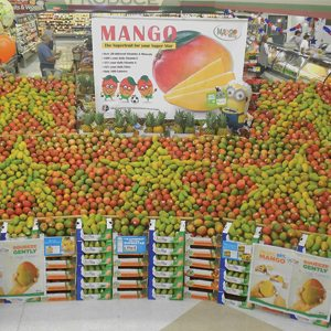 National Mango Board Display 2
