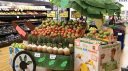 National Mango Board Display