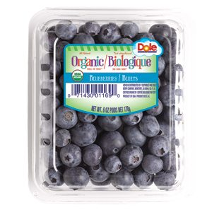 Berries Clamshell Packaging