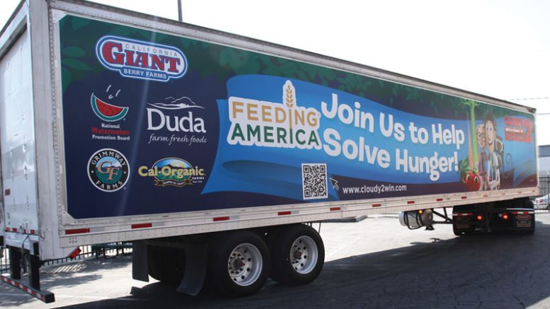 using trucks for advertising