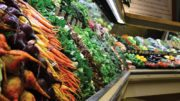 Produce Wet Rack