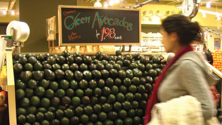 Whole Foods Avocados
