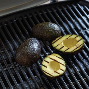 California Avocados on Grill