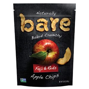 Bare Brand Apple Chips