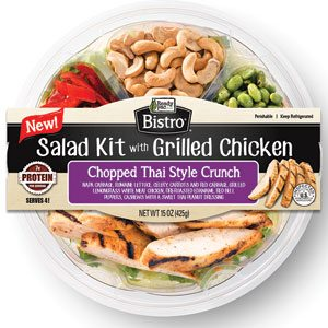 Grilled Chicken Salad Kit