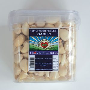 I Love Produce Garlic