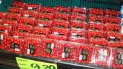Grape Tomato Display