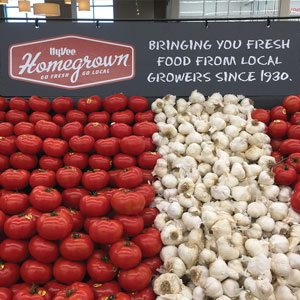 Hyvee Homegrown Tomato & Garlic