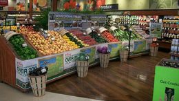 Produce Sales Floor