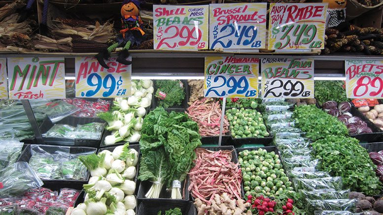 New Deal Produce Variety