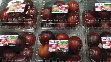 Welch's Plums