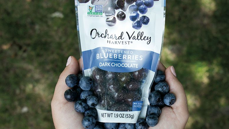 Orchard Valley Harvest Blueberries