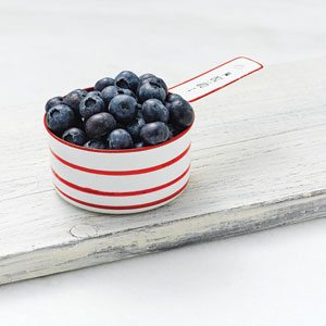 Fourth of July Blueberries