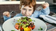 Inspiring Kids to Eat More Produce in Restaurants