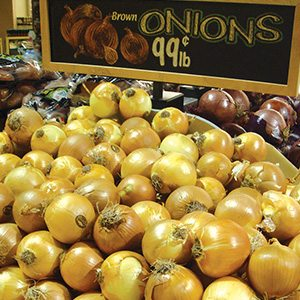 California Specialty Onions