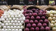 Lift Sales with Displays Promoting Onion Diversity