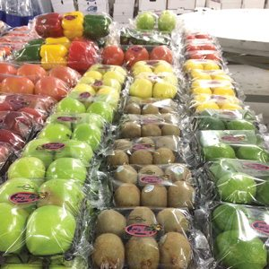 Packaged Produce