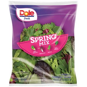 DOLE Salad Blends Spring Mix