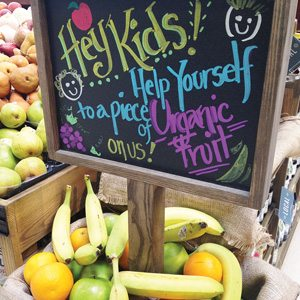 Kids Organic Fruit