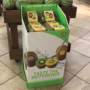 Zespri Shipper Unit