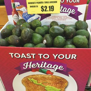 Heritage Avocados