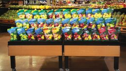 Organic Apples Display