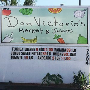 Don Victorio's Market & Juices