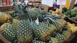 Pineapple Display