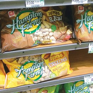 Hampton Farms Peanuts