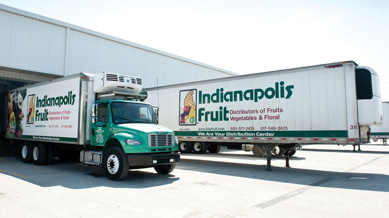 Indianapolis: Thriving Produce Capital - Produce Business
