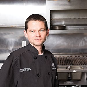 Chef Aaron Bender, Executive Chef