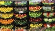 ORGANIC FRUITS BOOST SALES