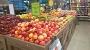 Organic Sales Spike With Apples