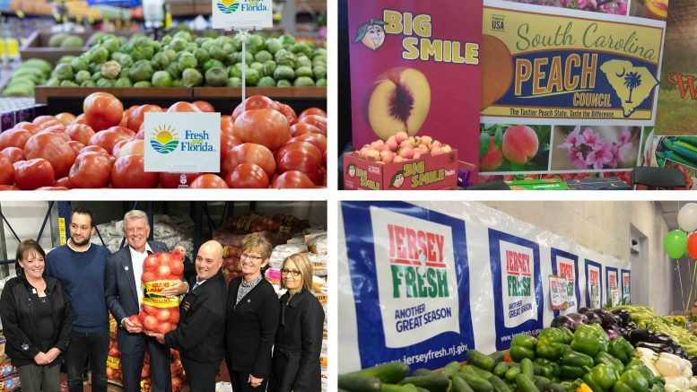 State Agriculture Departments: Far-Reaching Impact - Produce