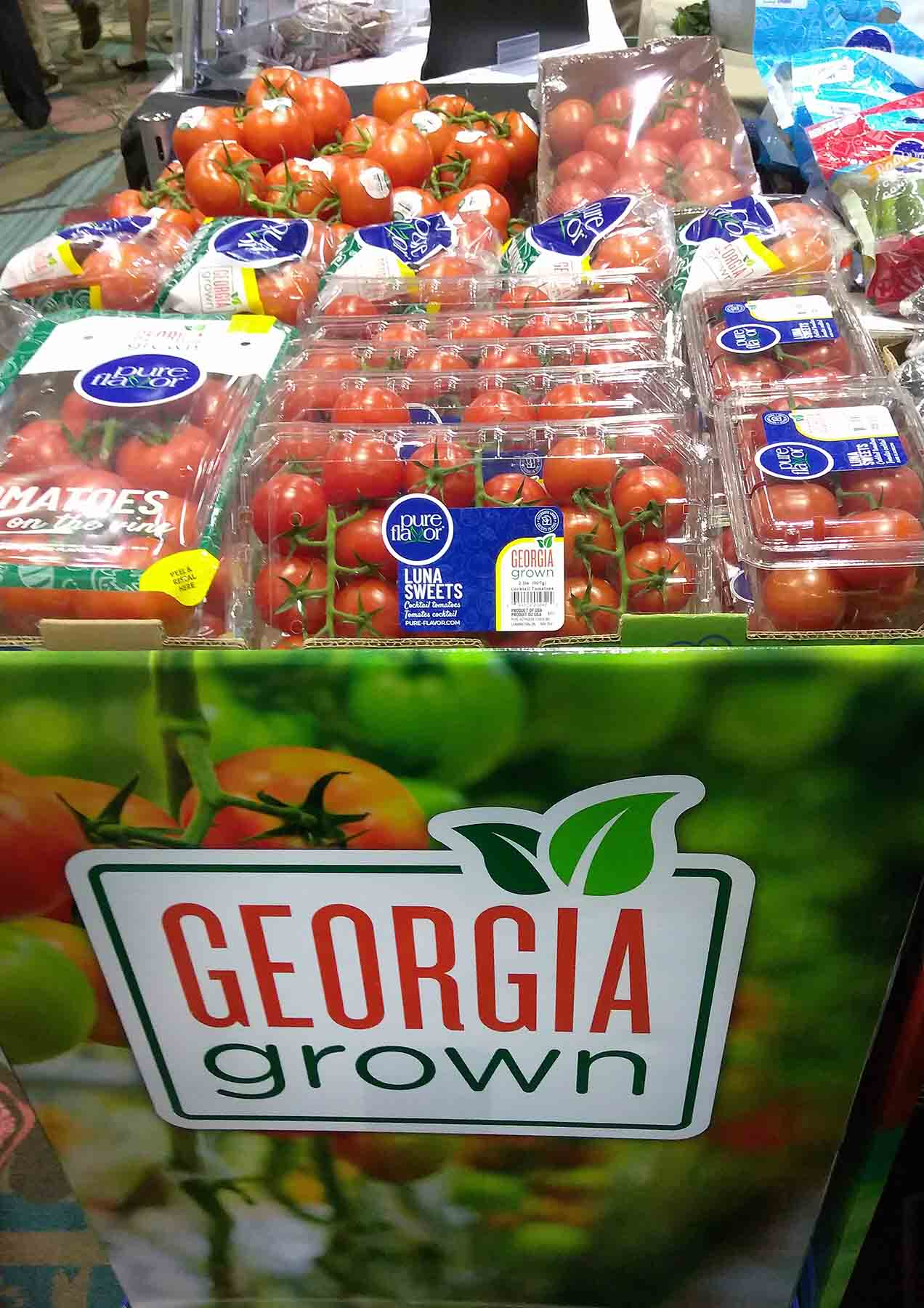 Georgia Grown Produce - Produce Business