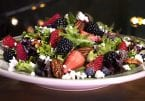 Chefs Find Magic In Berries On The Menu